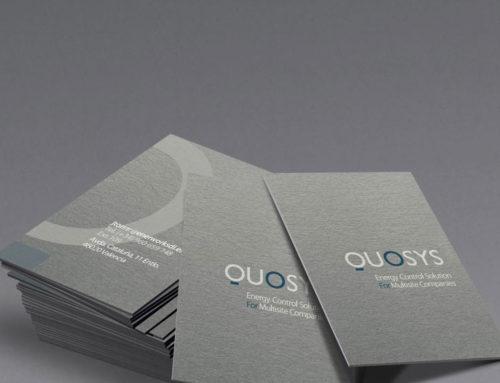 Tarjetas Quosys